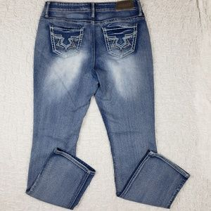 Hydraulic Nolita Micro Boot Jeans